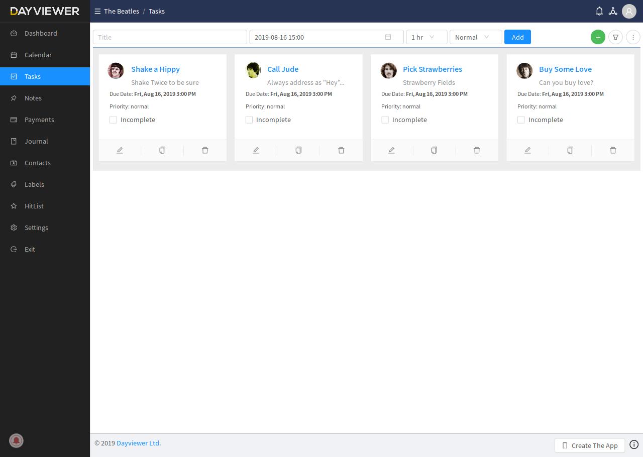 online work scheduler